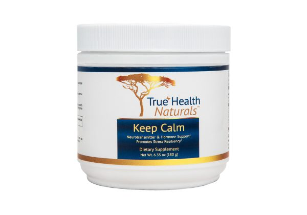 Keep Calm Dietary Supplement
