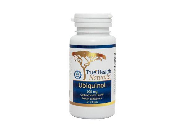 Ubiquinol Soft gels