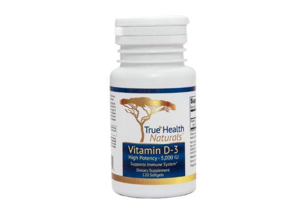 Vitamin D3 Soft Gels