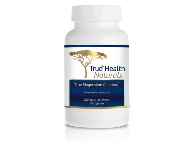 True Magnesium Complex bottle